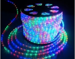 Светодиодный дюралайт Multicolor фото 1