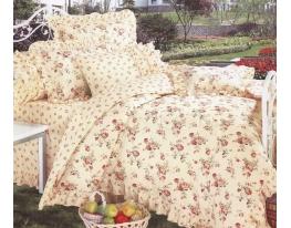 Постельное бельё двухспальное Деревенские Розы фото