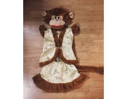 Детский карнавальный костюм Мартышка