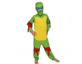 Маскарадный костюм Черепашки Ниндзя детский фото