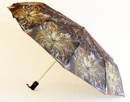 Зонт автомат Антишторм Love Rain Салют черный фото