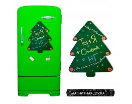 Магнитная доска на холодильник Большая Ёлочка фото 2