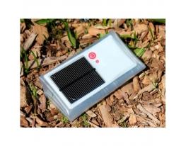 Фонарик на солнечной батарее фото 1