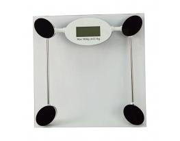 Весы напольные стеклянные фото