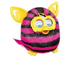 Интерактивная игрушка Furby Boom (Ферби бум) Полосатик фото