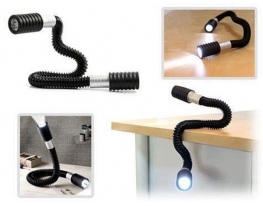 Гибкий фонарик Double Ended Flexible Led Flashlight фото