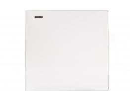 Керамический обогреватель настенный Белый фото