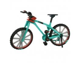 Деревянный 3D конструктор-раскраска «Велосипед» фото