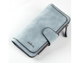 Женский клатч - кошелек Baellerry Blue фото