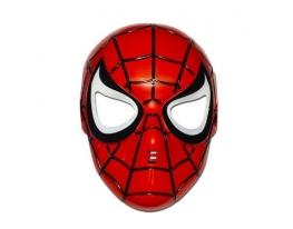 Карнавальная маска пластмасса Спайдермен фото