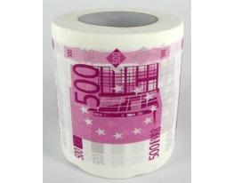 Туалетная бумага 500 ЕВРО фото