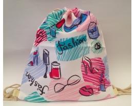 Летняя сумка-рюкзак для пляжа и прогулок Fashion фото 1