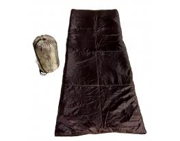 Спальный мешок Лето коричневый фото