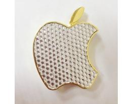 Зажигалка в стразах Apple фото
