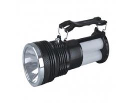 Светодиодный фонарик с аккумулятором 1+24 LED фото