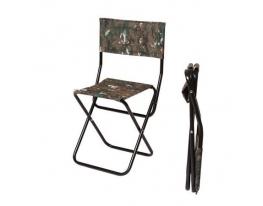 Раскладной стул со спинкой фото