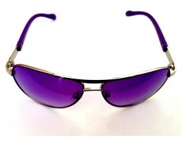 Детские солнцезащитные очки Cardeo Purple Space фото