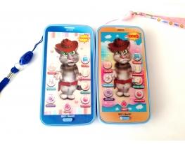 Итерактивная игрушка 3D телефон Кот Том фото