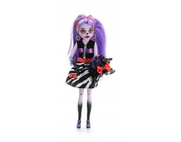 Кукла Скелита Калаверас Школа Монстров (Monster High) Purple фото