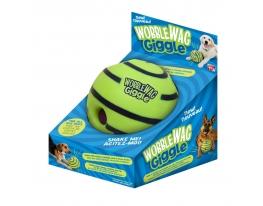 Игрушка для собак мяч хихикующий Wobble Wag Giggle XX фото