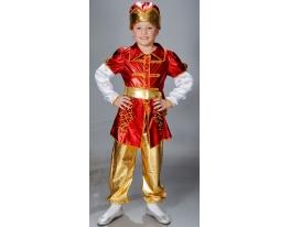 Детский карнавальный костюм Иван Царевич фото