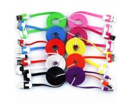 Уплотненный USB кабель для iPhone 3G/3GS/4G/4S фото