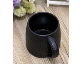 Керамическая чашка Super Starbucks черная фото