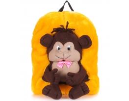 Рюкзак с обезьяной Рoolparty фото