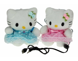 Колонки- спикеры Hello Kitty фото