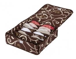 Коробочка на 7 секций с крышкой Горячий Шоколад фото 3