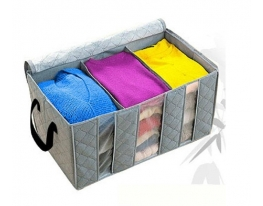 Органайзер - кофр для одежды Бамбук фото