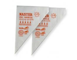 Мешки кондитерские одноразовые большие 100 шт. фото