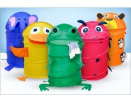 Корзина для игрушек или белья Животные MEDIUM фото