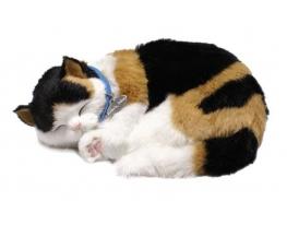 Дышащая игрушка Пятнистый котёнок Perfect Petzzz фото