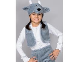 Детский карнавальный костюм Козлик фото