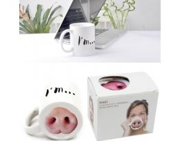 Кружка - Свинка (на дне пятак) фото, купить, цена