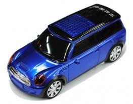 Машинка Mini cooper (колонка, плеер mp3, радио) фото