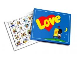Шоколадный набор Love is Стандарт фото