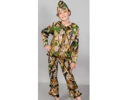 Детский карнавальный костюм Леший фото