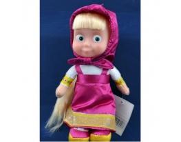 Музыкальная кукла Маша 21 см фото