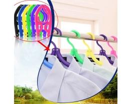 Набор складных вешалок для путешествия Dual Folding Hanger фото