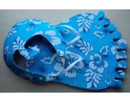 Тапки вьетнамки с сидушкой Гаваи фото