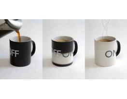 Чашка-хамелеон ON/OFF фото