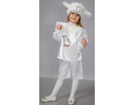 Детский карнавальный костюм Овечка фото
