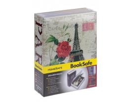 Книга - сейф Париж Большая фото
