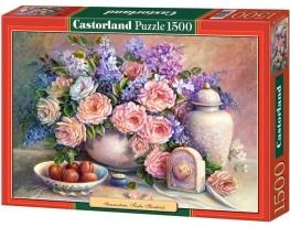 Пазл Розы на 1500 элементов