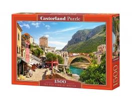 купить Пазл Старый город на 1500 элементов