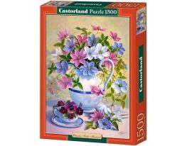 купить Пазл Весенние цветы на 1500 элементов