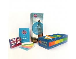 1024 флеш-картки: Англійська для початківців A1 фото