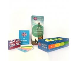1024 флеш-картки: Англійська на кожен день A2 фото